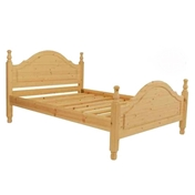 Single Premier Winchester Pine High End Bed (3ft) - Free Delivery*
