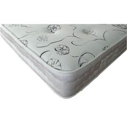 Utopia Blossom Orthopaedic Mattress - Single 3ft / 90cm - Free 48hr Delivery*