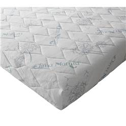 Rebound Natural Latex 500 Mattress - King Size 150cm / 5ft - Free 48hr Delivery*