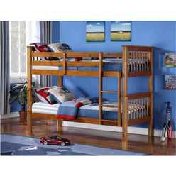 Pine Bunk Bed - Free Next Day Delivery*