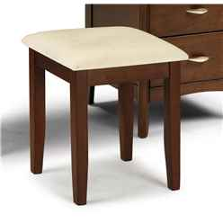 Hardwood Wenge Dressing Stool