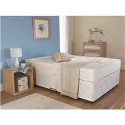 "Luxury Hypo-Allergenic Spring Mattress - Double 4ft 6"" - Free 48 Hour Delivery"