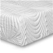 Cooling Memory Foam Mattress - Double 4ft 6''