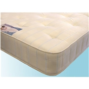 Orthopaedic Sprung Mattress - Double 4ft 6''