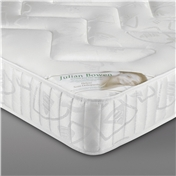 Deluxe Semi Orthopaedic Mattress - Double 135cm - Free Next Day Delivery*